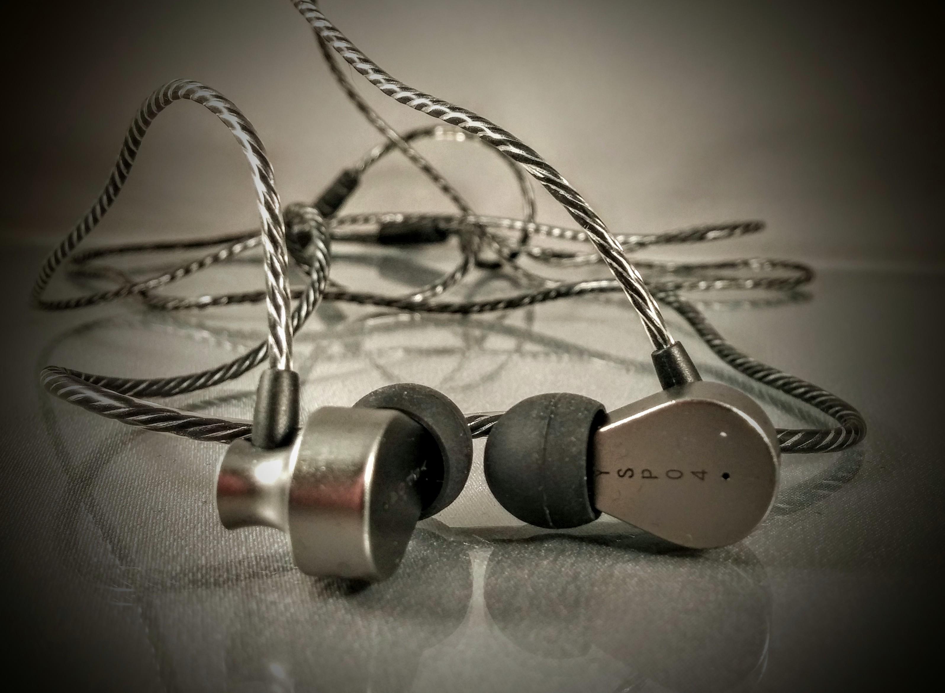 bgvp ysp04 metal 10 2mm dynamic unit in ear earphone hifi