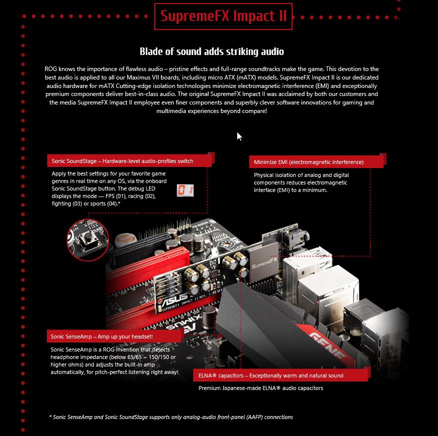 ROG SupremeFX Impact II Vs  Audioengine D1 - Need Help About