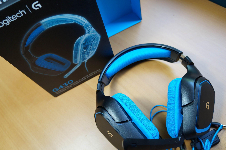 Blown away by Logitech G430 | Headphone Reviews and