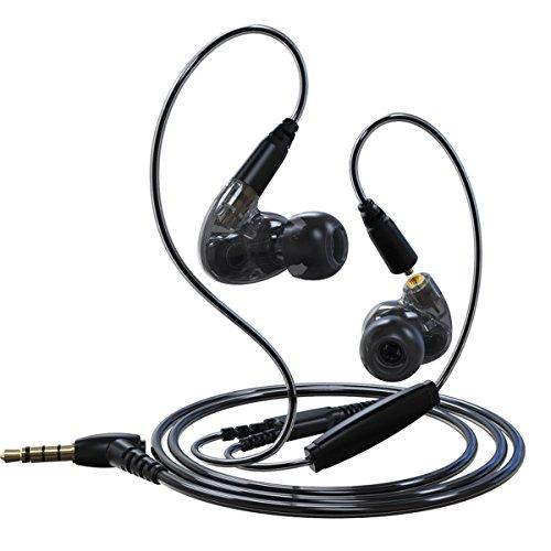 Tennmak Pro Dual Dynamic Driver Professional In Ear Sport Detach