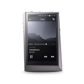 Astell & Kern HiRes players AK320 128GB AK320-128GB-GM (gunmetal)
