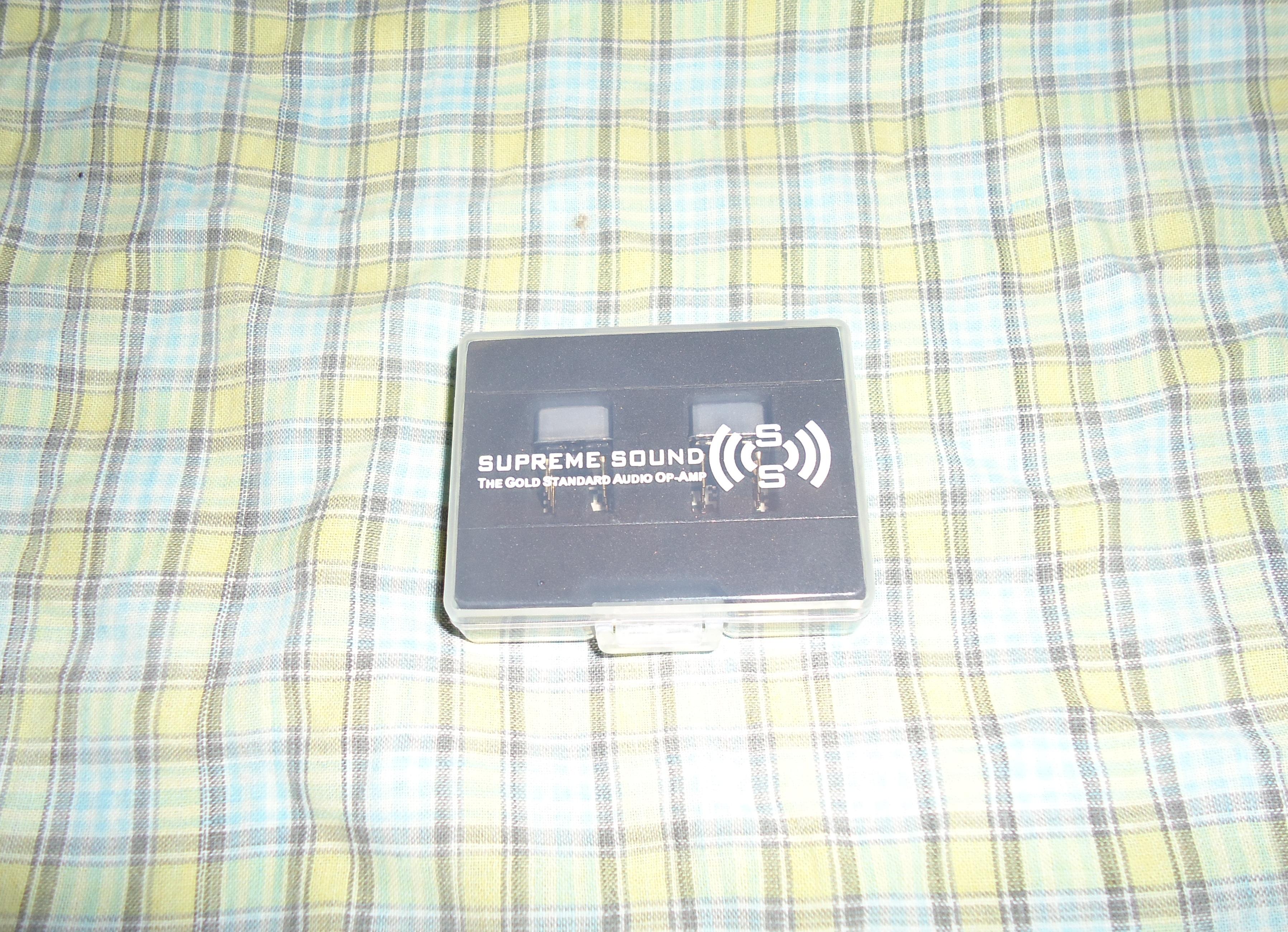Burson Audio Supreme Sound Opamp V5i | Reviews | Page 2