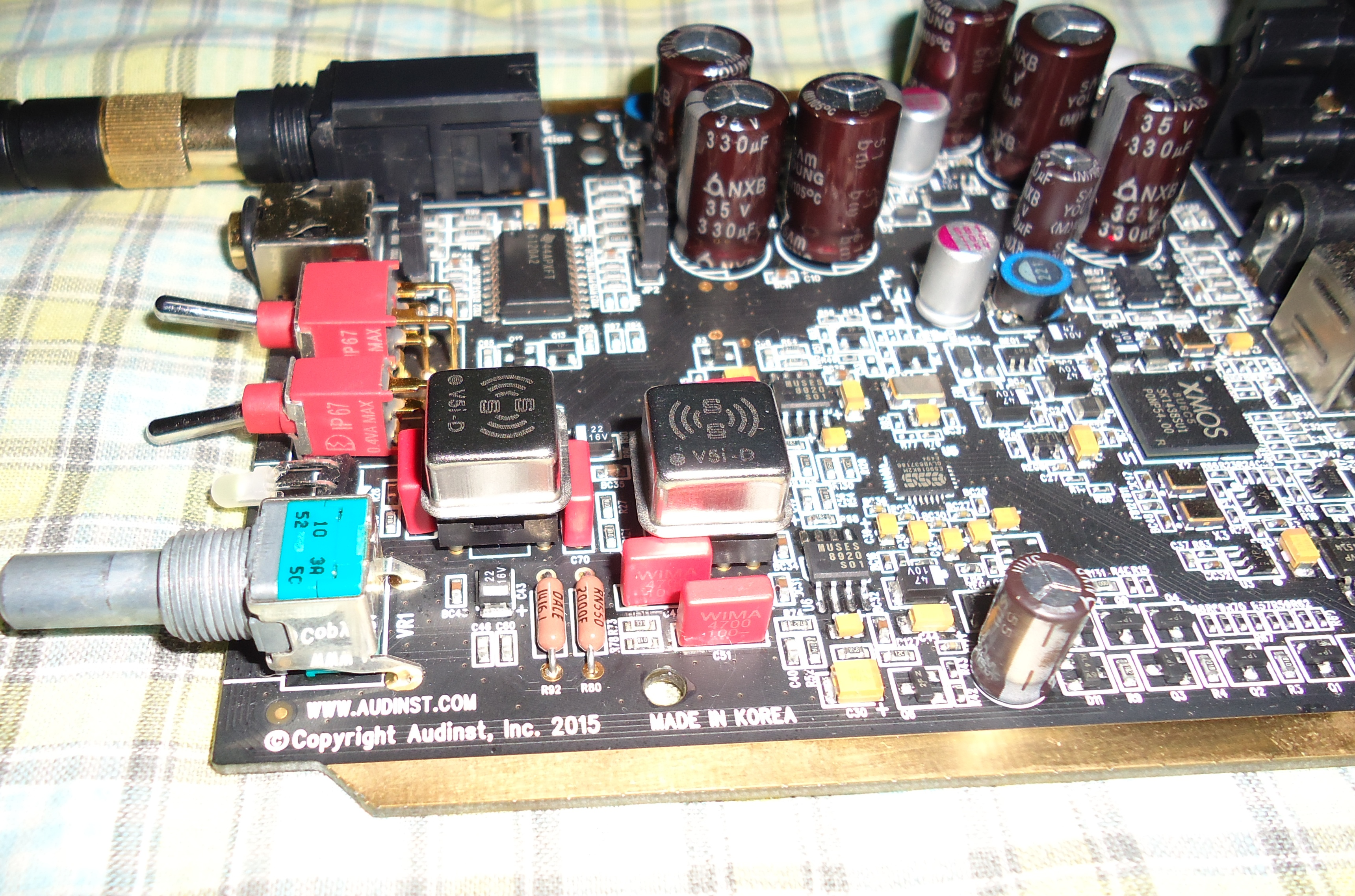Burson Audio Supreme Sound Opamp V5i Reviews Page 2 Headphone Powerful Amplifier Using Opa134 Conclusion The Approach Is What Impresses Me Very Much One Of Handful Manufacturers In World Who Focus Bringing