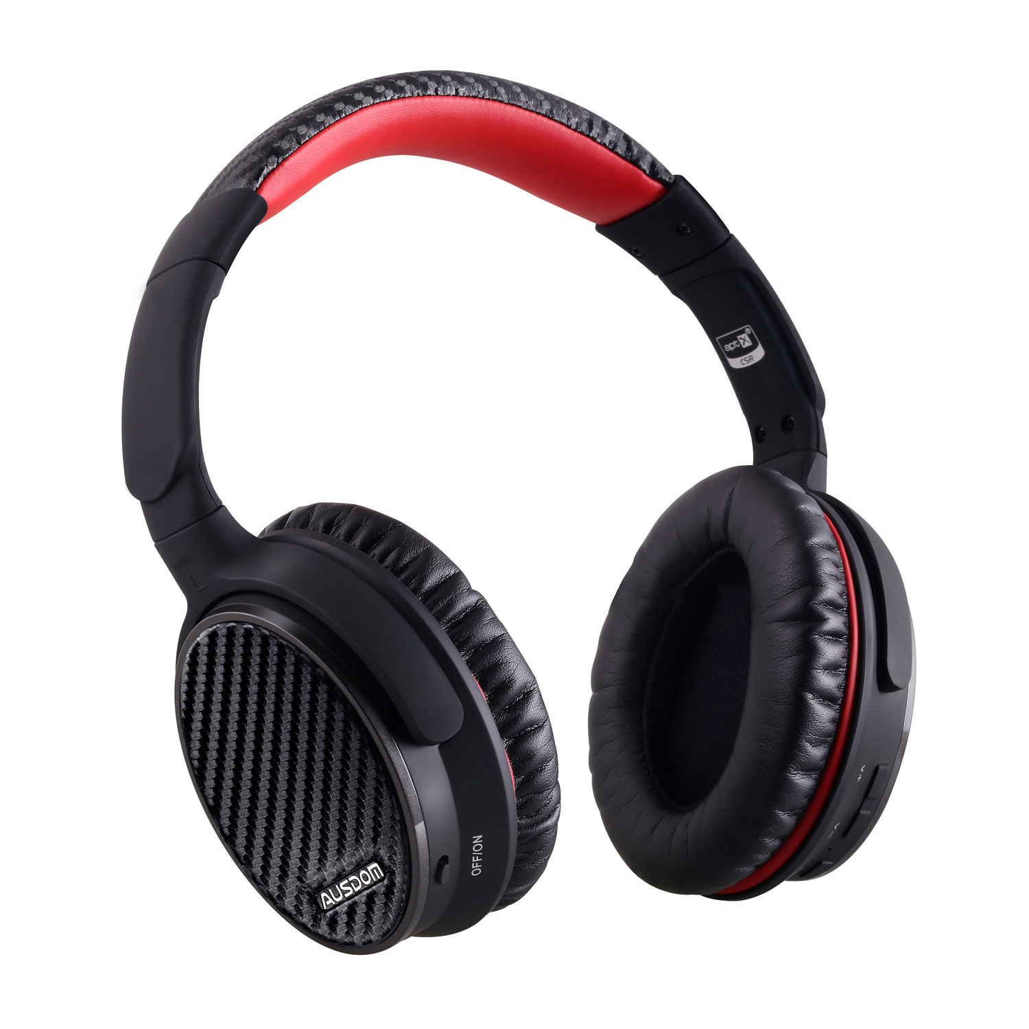 ausdom anc7 active noise cancelling wireless bluetooth headphone reviews head. Black Bedroom Furniture Sets. Home Design Ideas