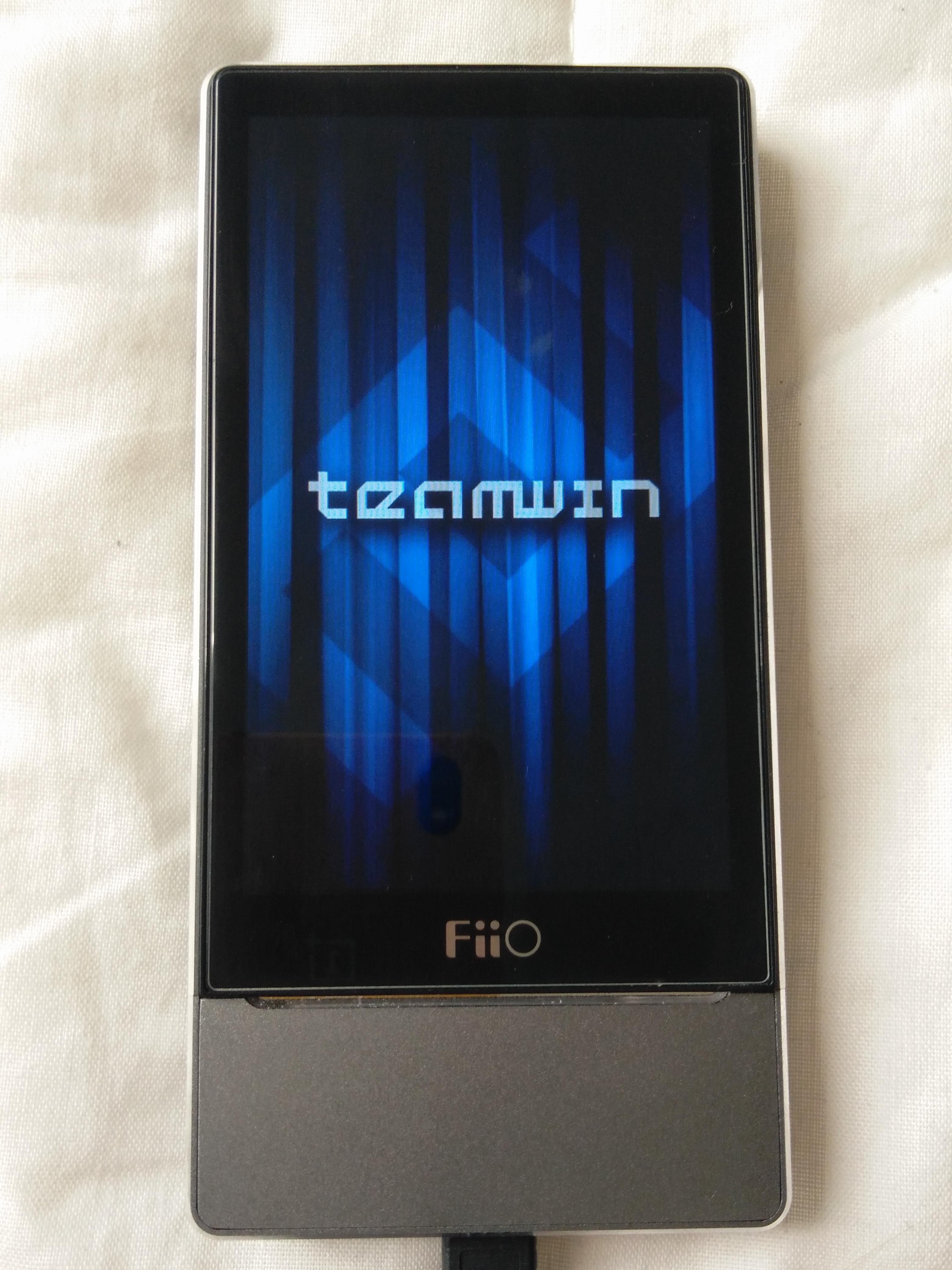 FiiO X7 | DXD | DSD | 384K/64B | ESS9018+ Android | WiFi | Bluetooth