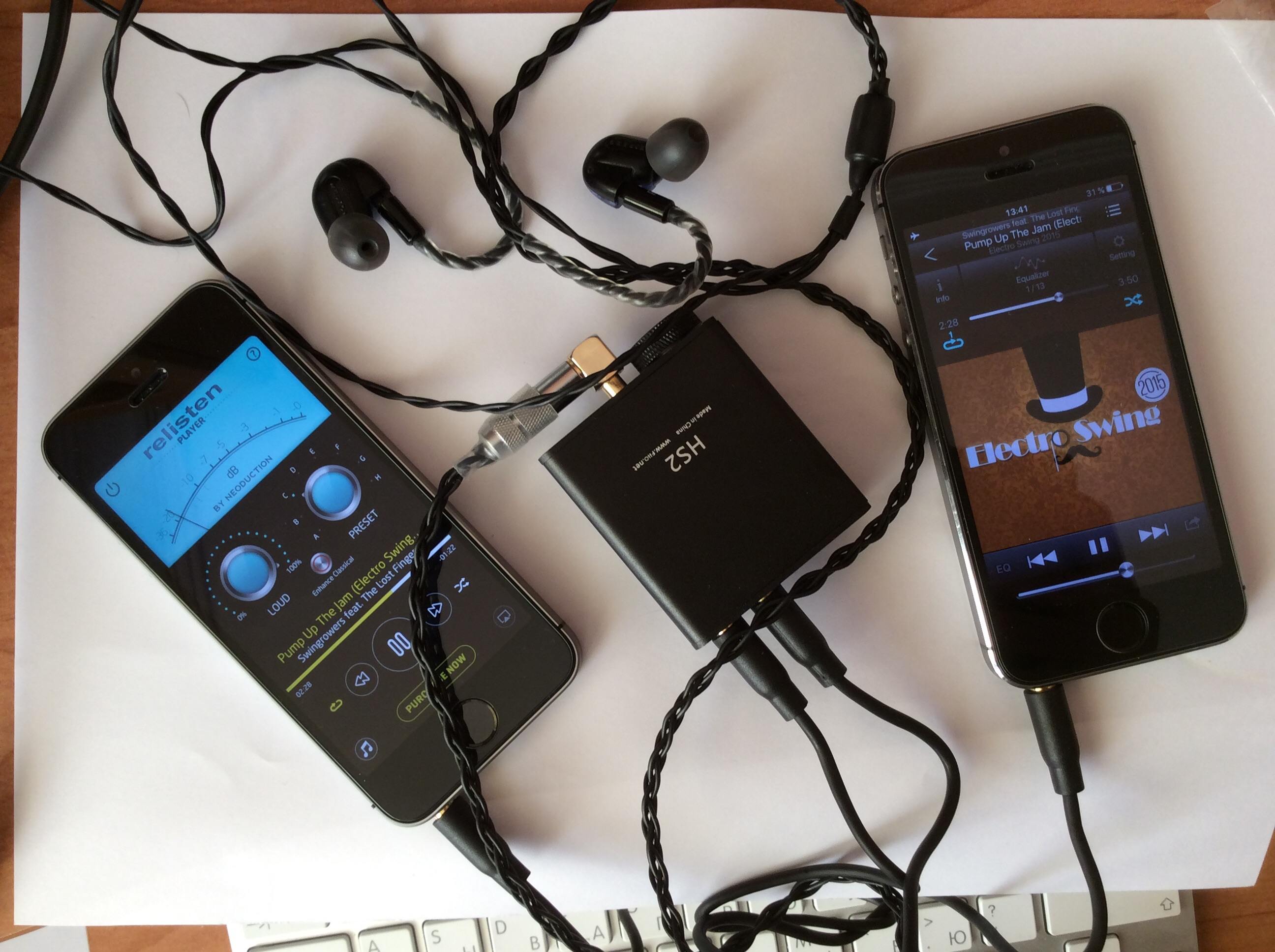 Audiophile iOS audio player | Page 7 | Headphone Reviews and