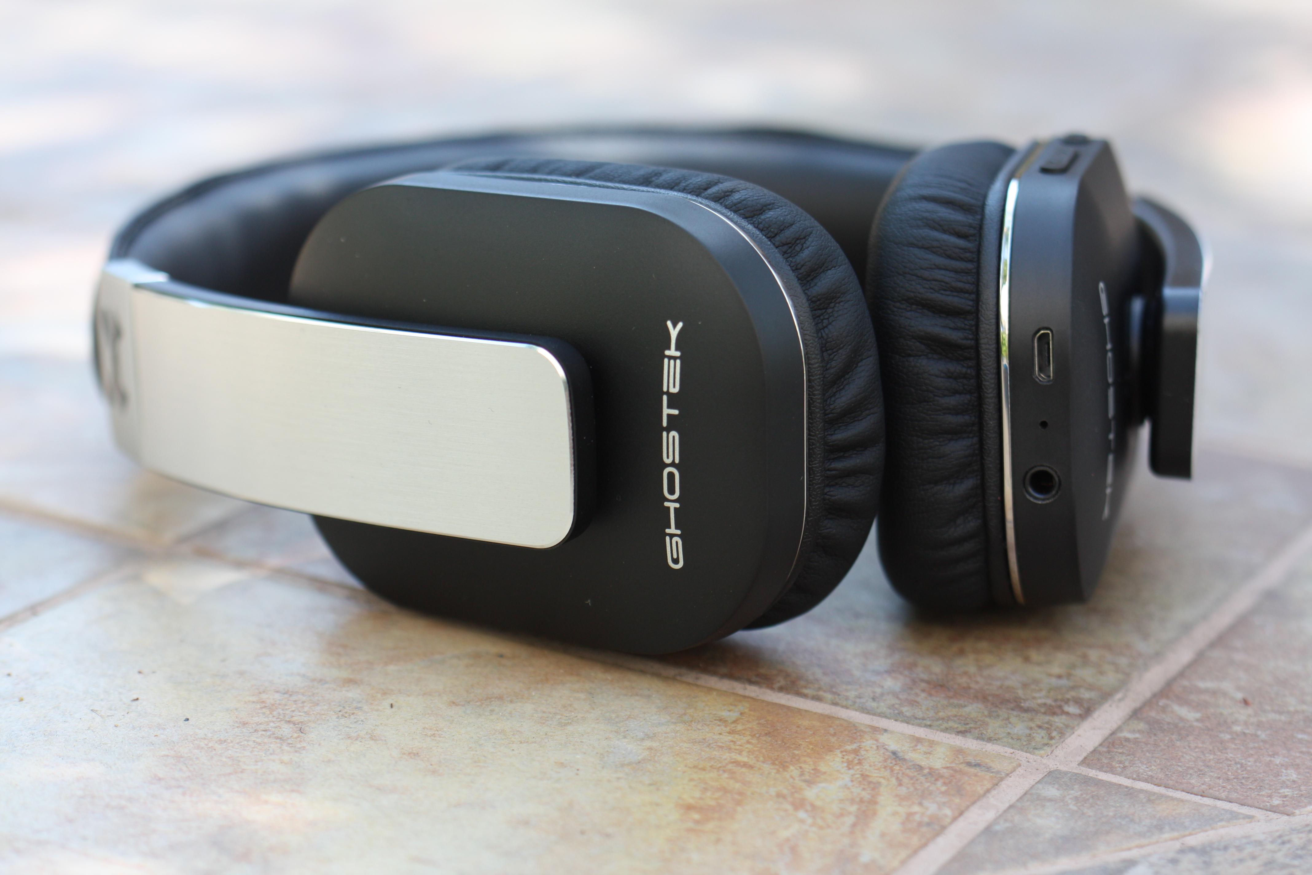 Ghostek GHOHP001 Wireless Bluetooth Headphones, soDrop Series aptX ...