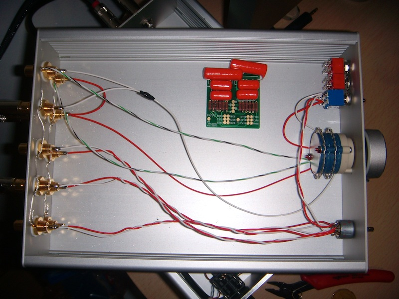 Passive preamp grounding questions | Headphone Reviews and