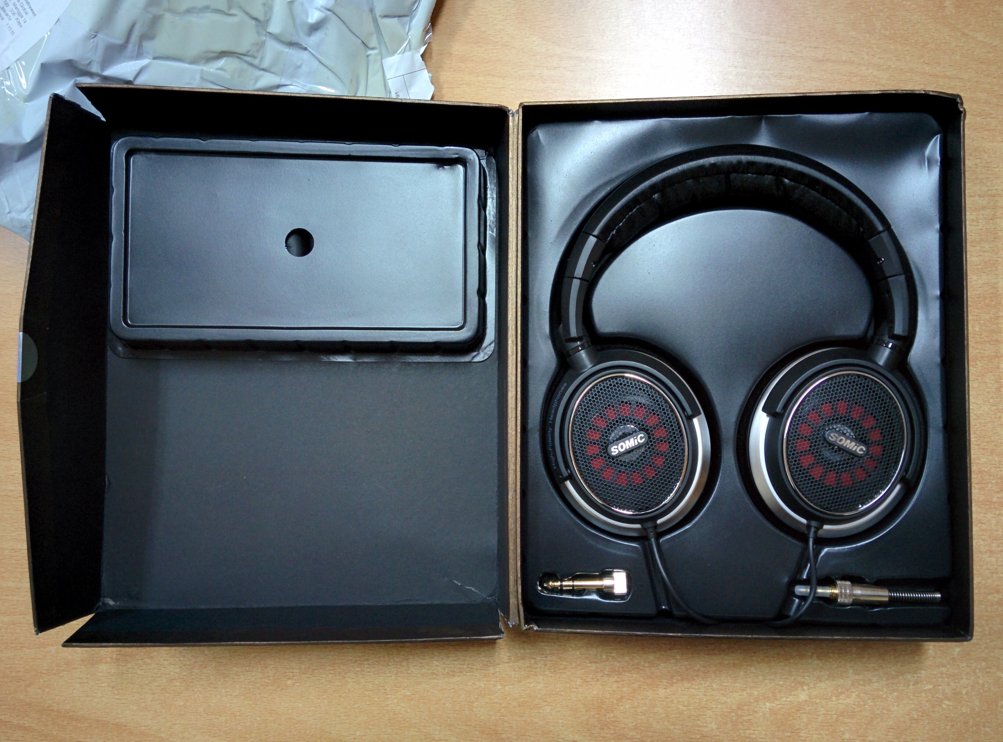 Somic V2 Headphone Review By Mark2410 Headphone Reviews And Discussion Head Fi Org
