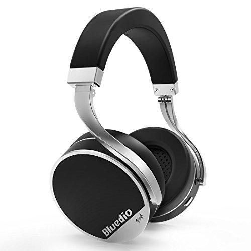 bluedio vinyl plus luxury wireless bluetooth headphones black reviews head. Black Bedroom Furniture Sets. Home Design Ideas