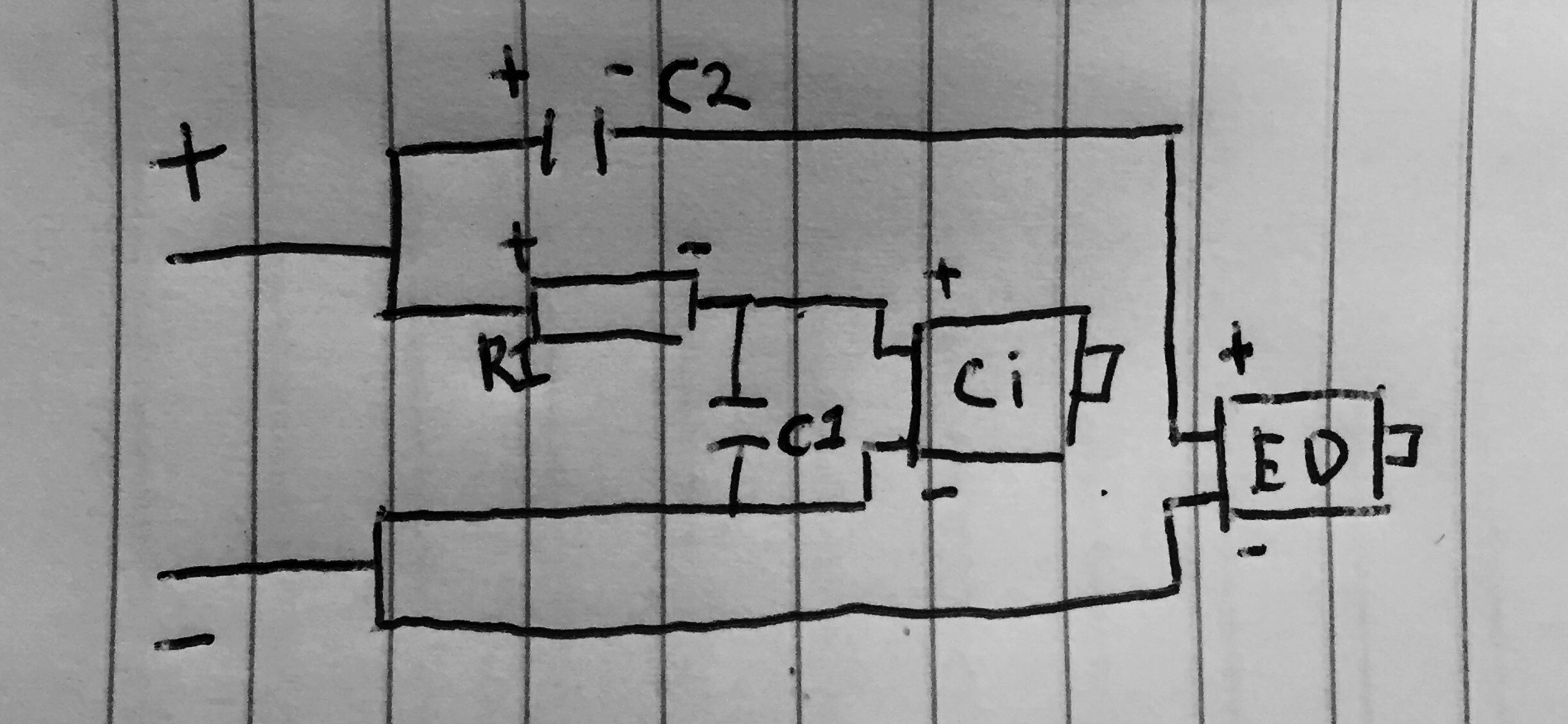 Home Made Iems Page 347 Headphone Reviews And Discussion Head Highpass Hp Active Filter For 1khz Circuit Diagram This Is Just A Rough I Drew Up Know There Already Few Crossover Circuits Out Can Follow But After Reading Into The Theory Have