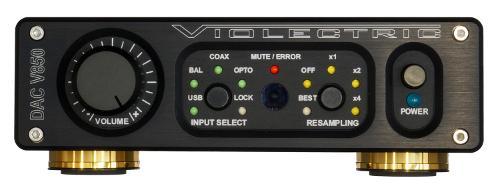 Violectric DAC V850