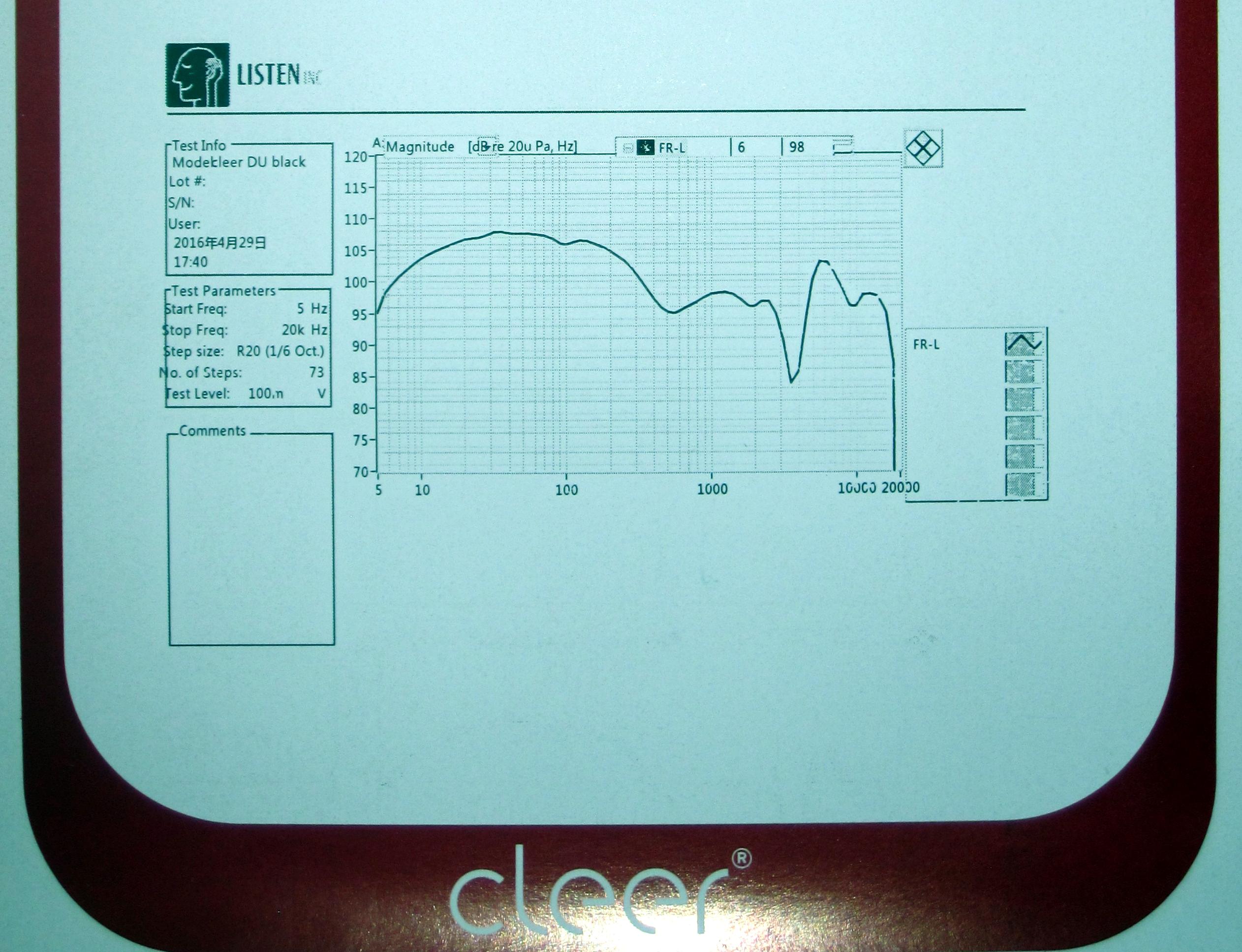 Cleer DU High-Definition Dual Driver Headphone   Reviews   Headphone ...