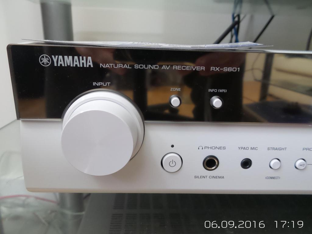 Yamaha Ypao Setup
