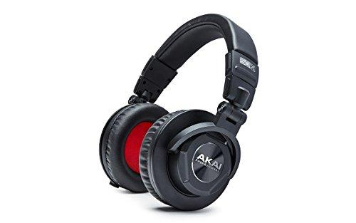 Akai Professional Project 50X | Over-Ear Studio Monitor Headphones [Amazon Exclusive]