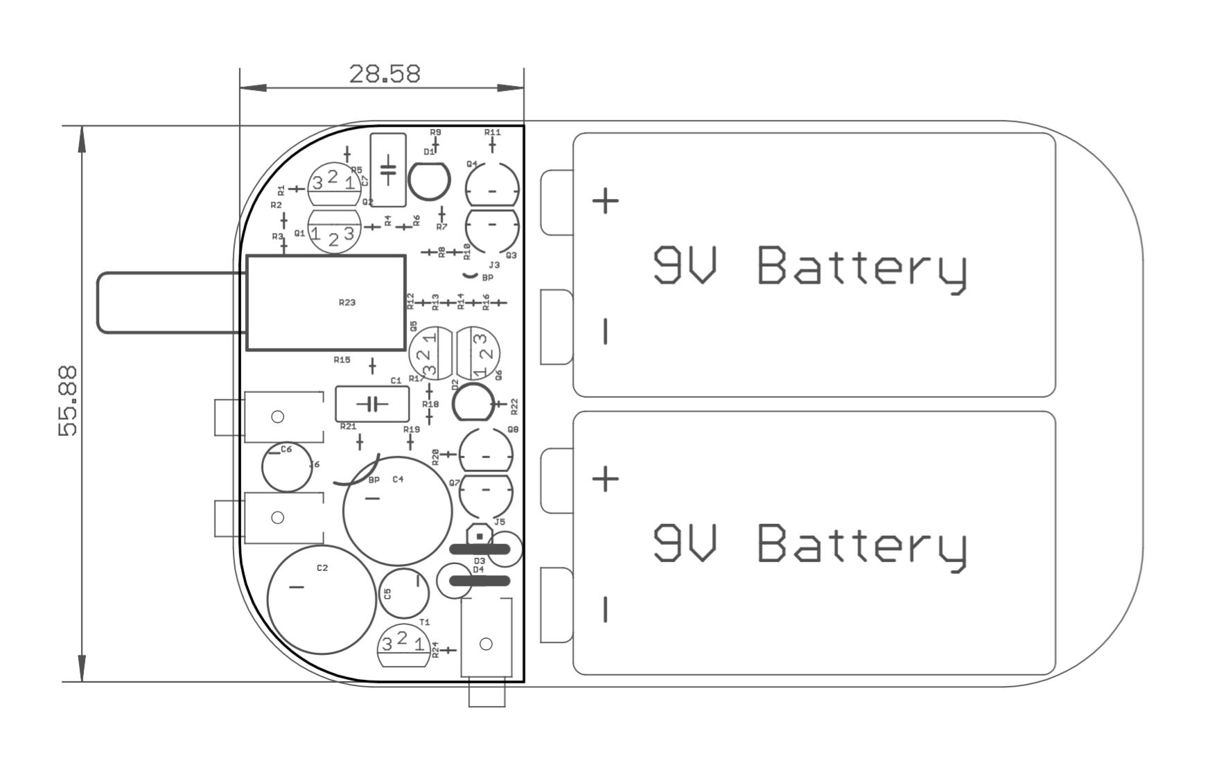 Altoids Amp Diagram Explained Wiring Diagrams Hifi Blog For Diy Audiophiles Grado Ra1 Headphone Amplifier Tin Of Fets Sized Not A Cmoy Variation Mint