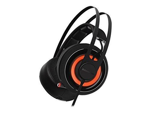 SteelSeries Siberia 650 Gaming Headset - Black (formerly Siberia Elite Prism)