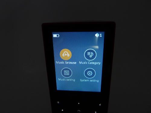 Hidizs AP60 HiFi Mini Bluetooth Lossless MP3 Portable Music