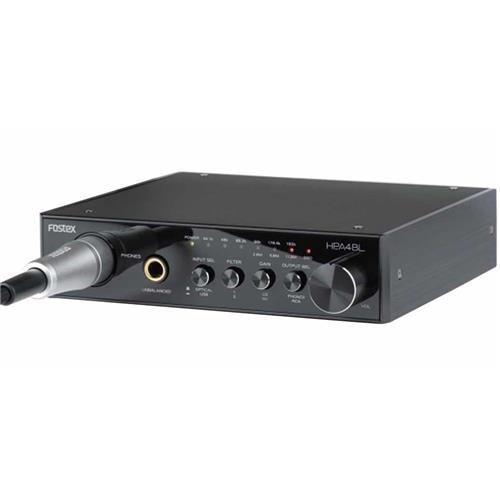 Fostex HP-A4BL 4-pin XLR Balanced Headphone Amplifier & Dac