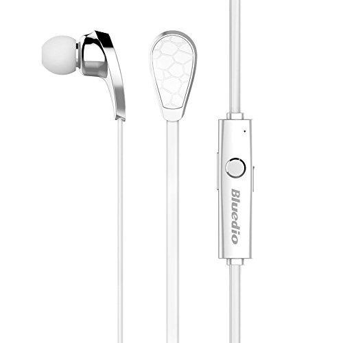 Bluedio N2 Bluetooth 4.1 Wireless USB Headphones Stereo with Microphone Handsfree White