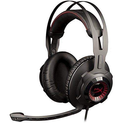 HyperX Cloud Revolver Multi-platform E-Sports Gaming Wire Headset with Removable Microphone
