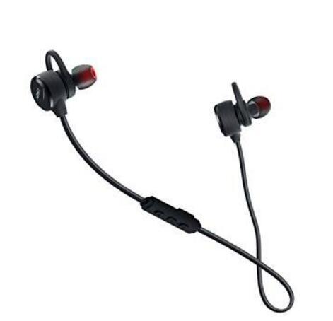 AOSO M21 Magnetic Bluetooth Headphone V4.1 with 120mAh battery for 9h playing time