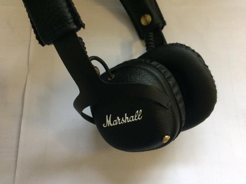 marshall mid bluetooth headphones head. Black Bedroom Furniture Sets. Home Design Ideas