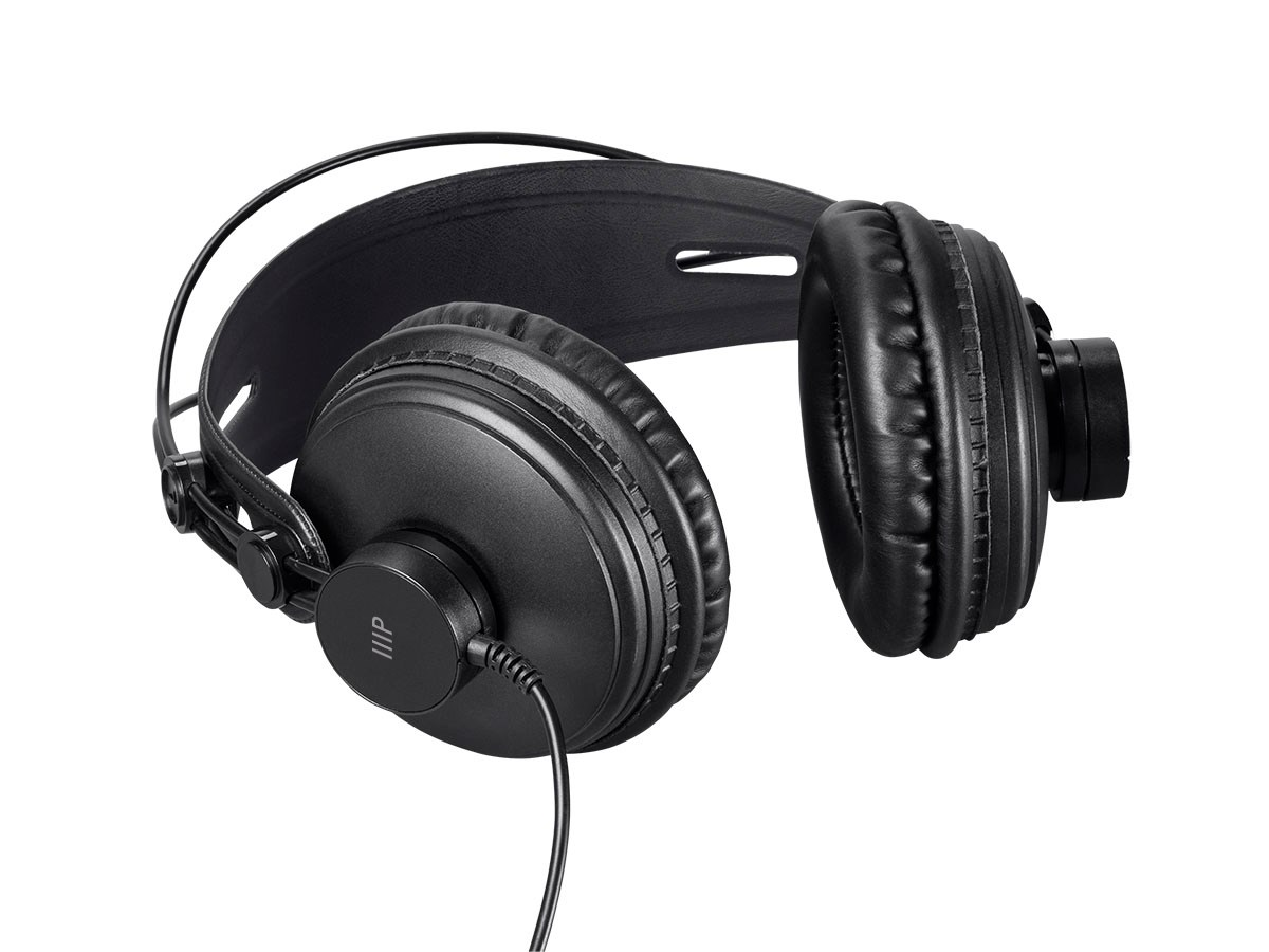 Monoprice Hi-Fi Over-the-Ear Headphones Review & Rating ...