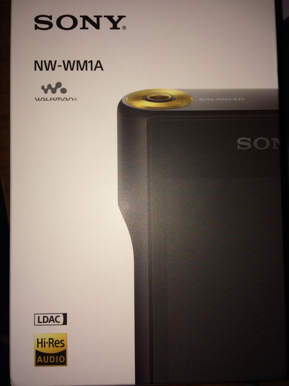Sony Nw Wm1z Wm1a Page 347 Headphone Reviews And Discussion Walkman With High Resolution Audio A36 Black Img 20161201 Wa0017