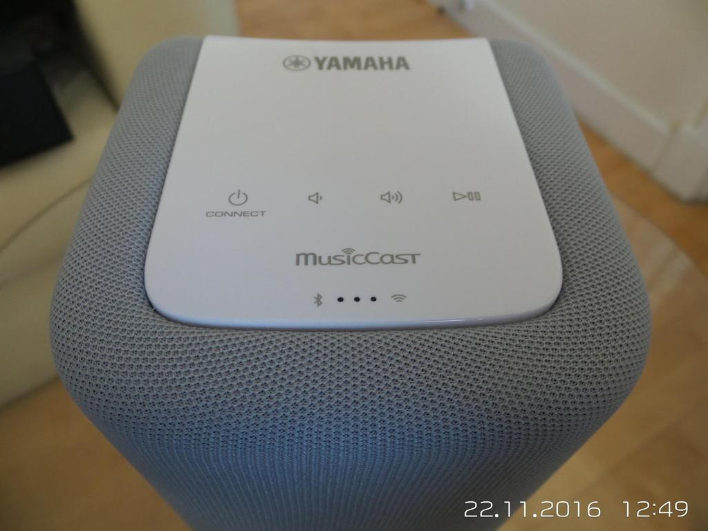 Yamaha MusicCast WX-010 Wireless Speaker Review by mark2410