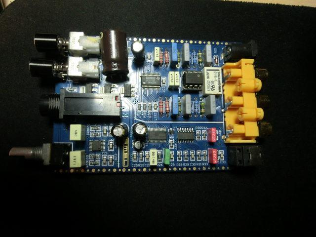 Impression] S M S L SD-793II Audio DAC + Headphone Amplifier