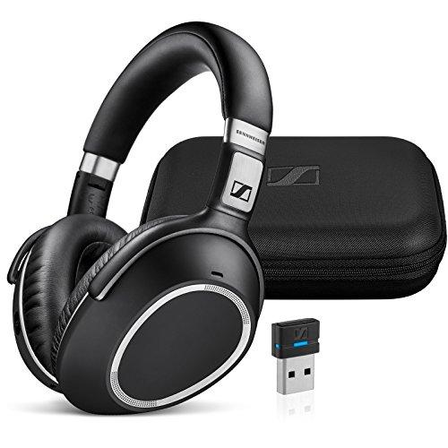 Sennheiser MB 660 UC - Dual-Ear Headset with Noise-Canceling Microphone - Includes USB Bluetooth Dongle