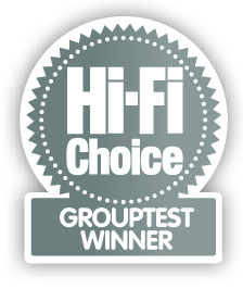 Trident Wins Hi-Fi Choice Magazine Group Test!