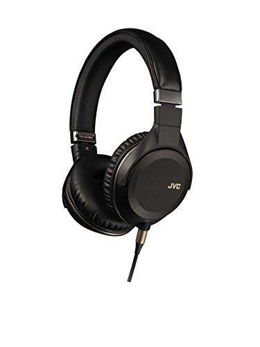 JVC dynamic closed-type headphones (Black × Gold) Hi-Res corresponding band portable headphone SIGNA 01 HA-SS01