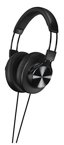 "JVC Sealed headphones Hi-Res ""SOLIDEGE"" HA-SD7-B (Black)"