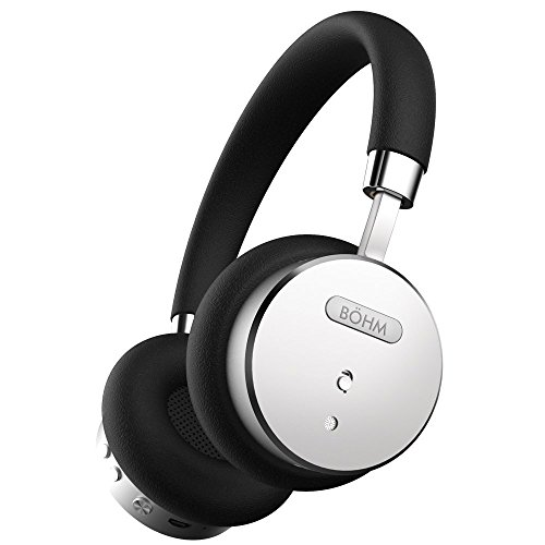 Bohm Bluetooth Wireless Noise Cancelling Headphones With Inline Microphone Black Silver Headphone Reviews And Discussion Head Fi Org