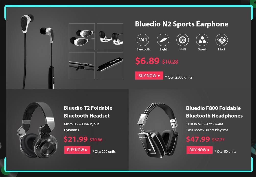 f51d0deec51 2019-04-11|Gearbest Daily Deals Updated|i13 TWS $21.99|Gocomma K2 ...