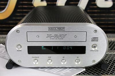 Musical Fidelity X-RAY CD Player