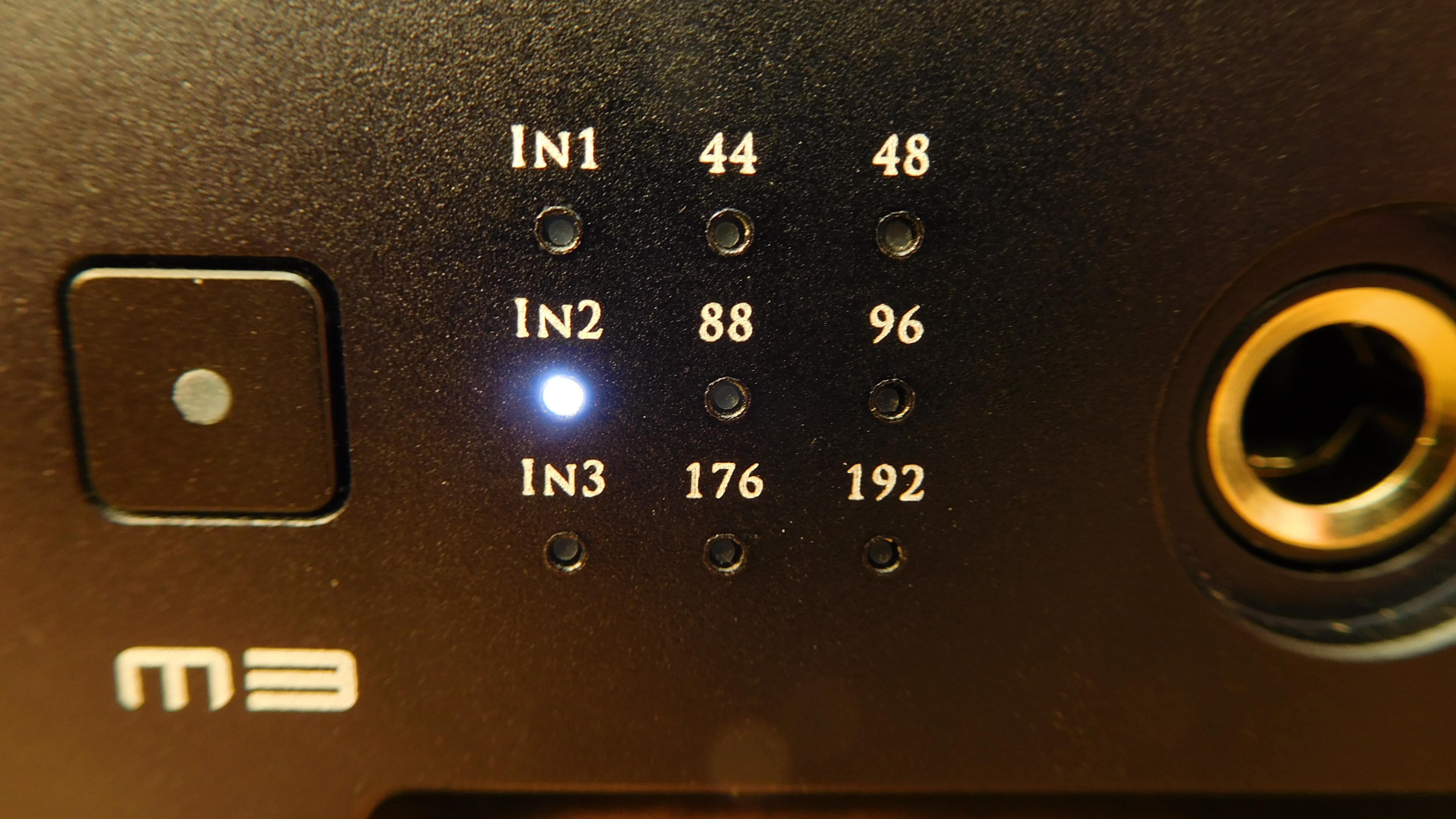 Impression] S M S L M3 Mini USB Powered Audio Decoder with