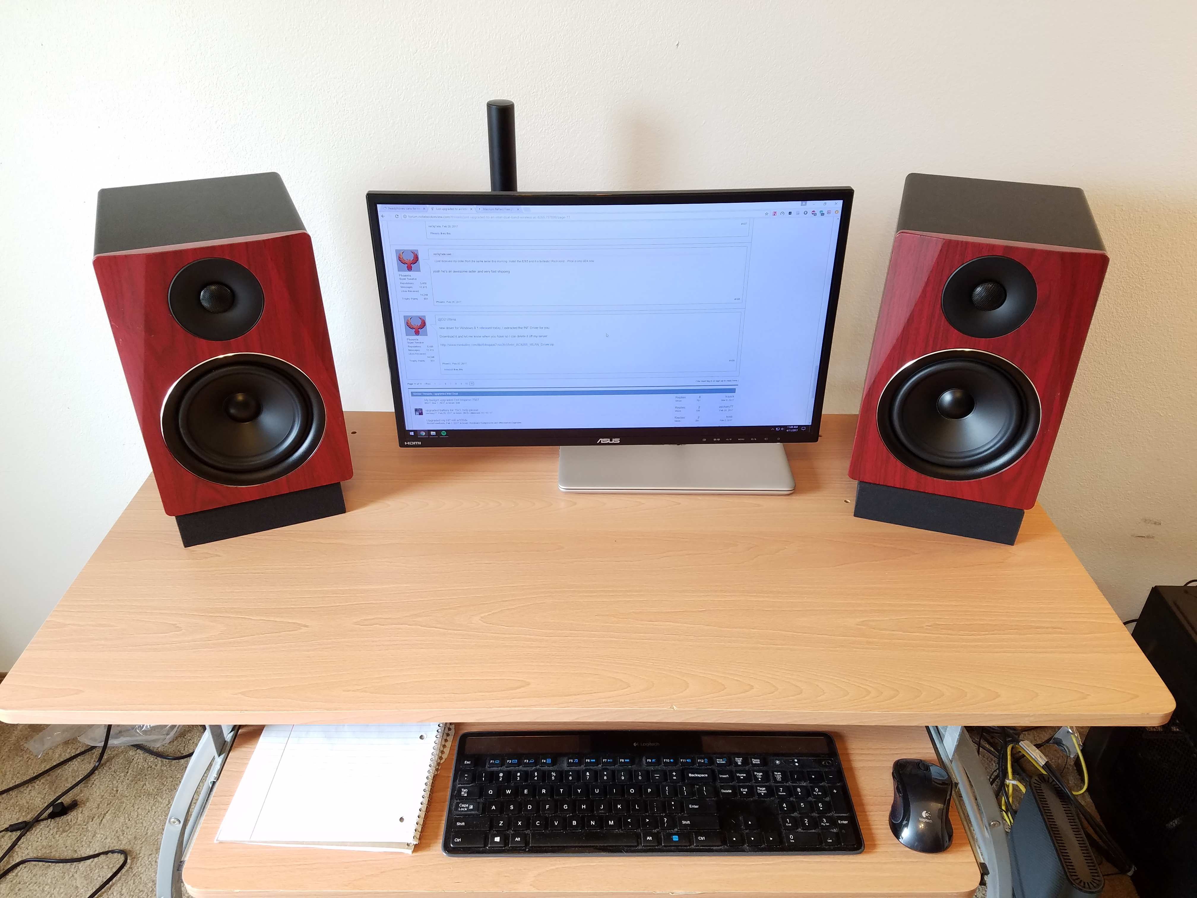 pictures of your computer rigs post them here page 684 headphone reviews and discussion. Black Bedroom Furniture Sets. Home Design Ideas