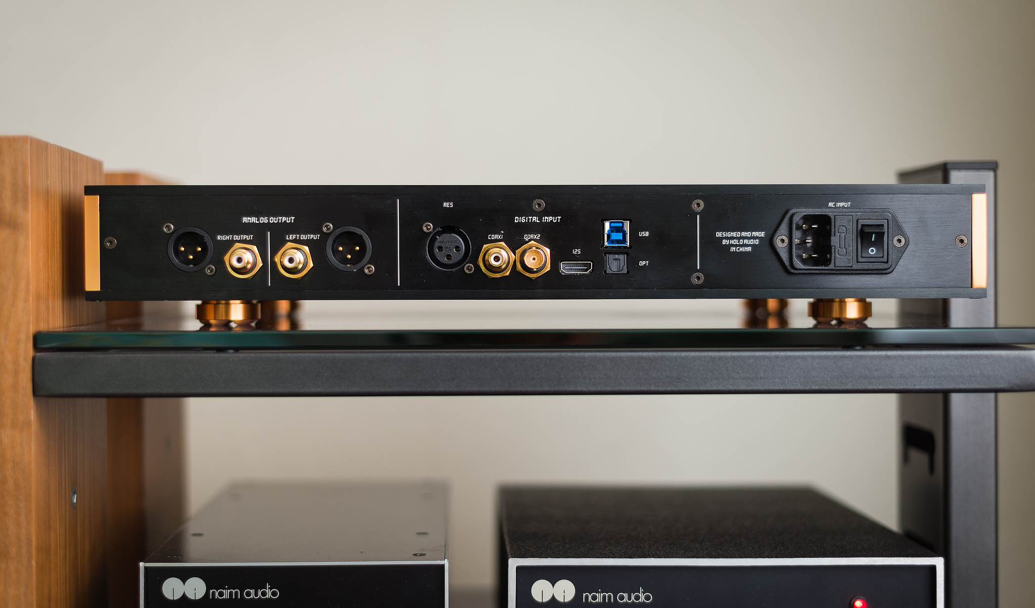 Holo Spring DAC R2R DSD512 — Level 3 | Headphone Reviews and