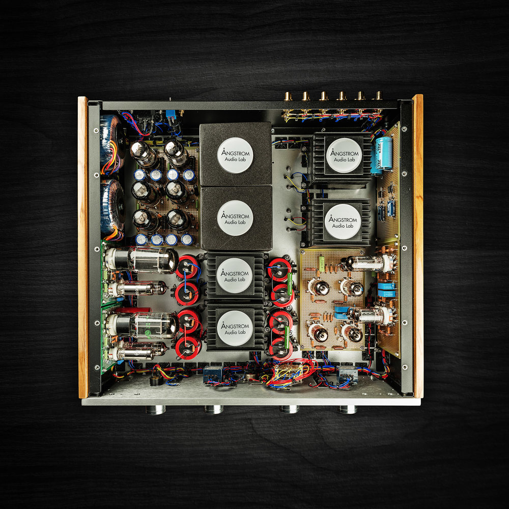 Angstrom Stella Headphone Amplifier