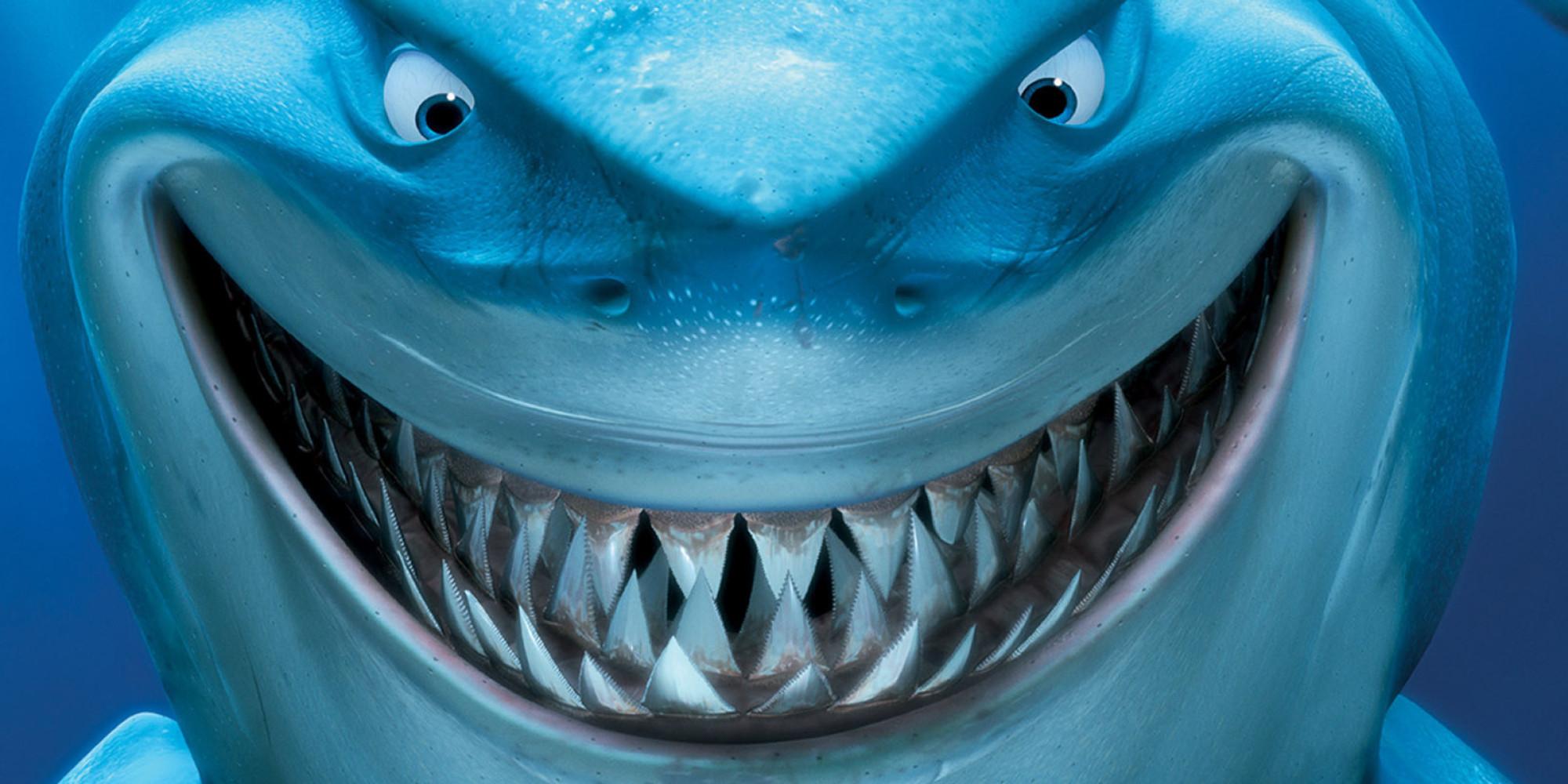 Смешная картинка с акулой