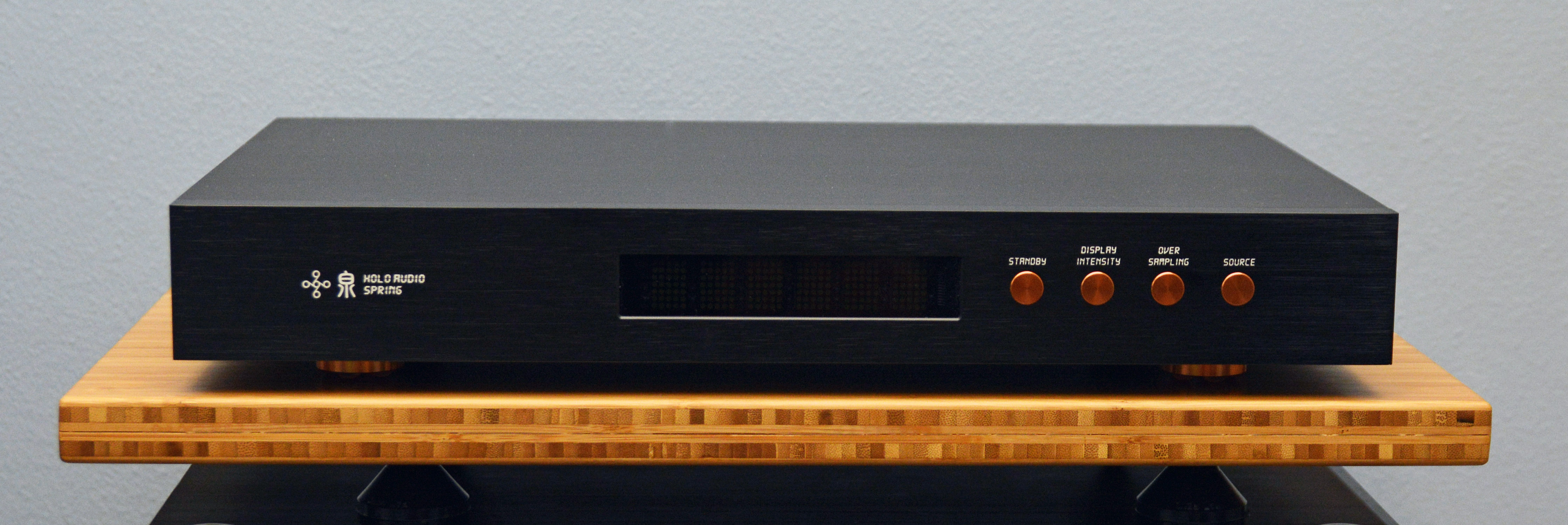 SOLD: Holo Audio Spring DAC KTE | Headphone Reviews and
