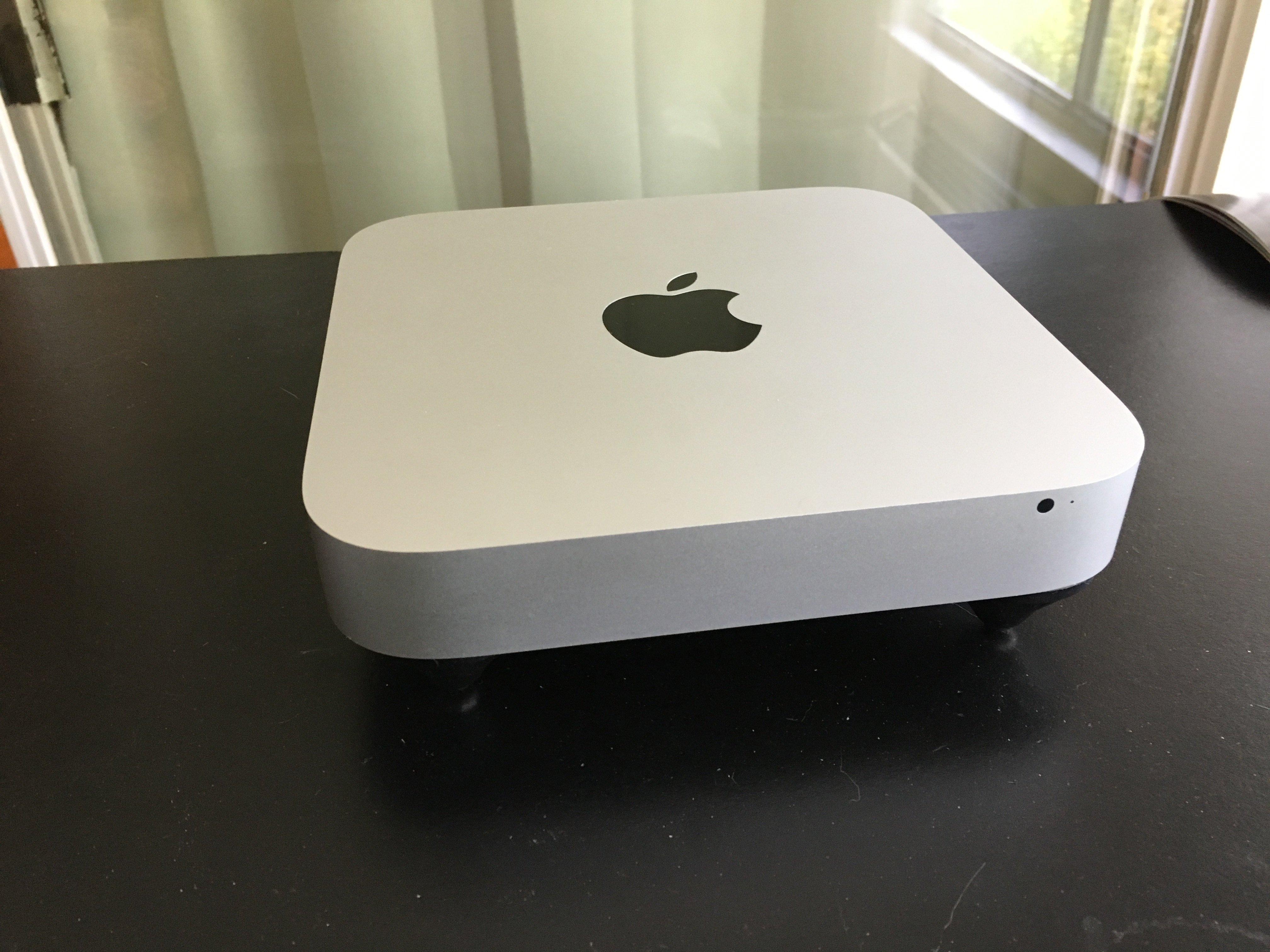 OLD: Mac Mini 2011, 8gb memory, HDD w/ 330 gb music, Pangea