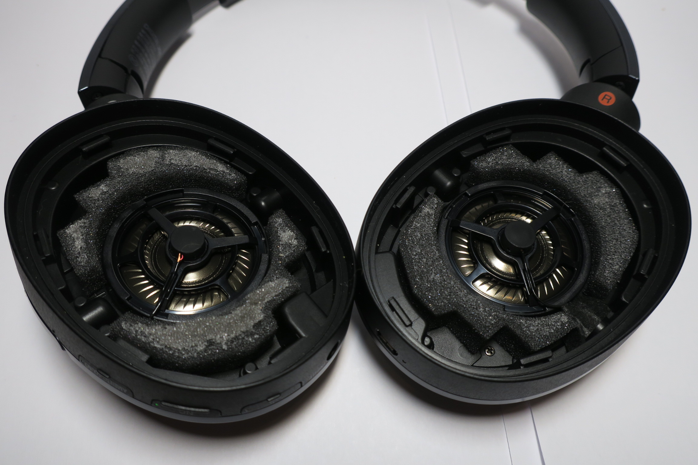 Sony MDR-1000x - earpad replacement & mod | Headphone