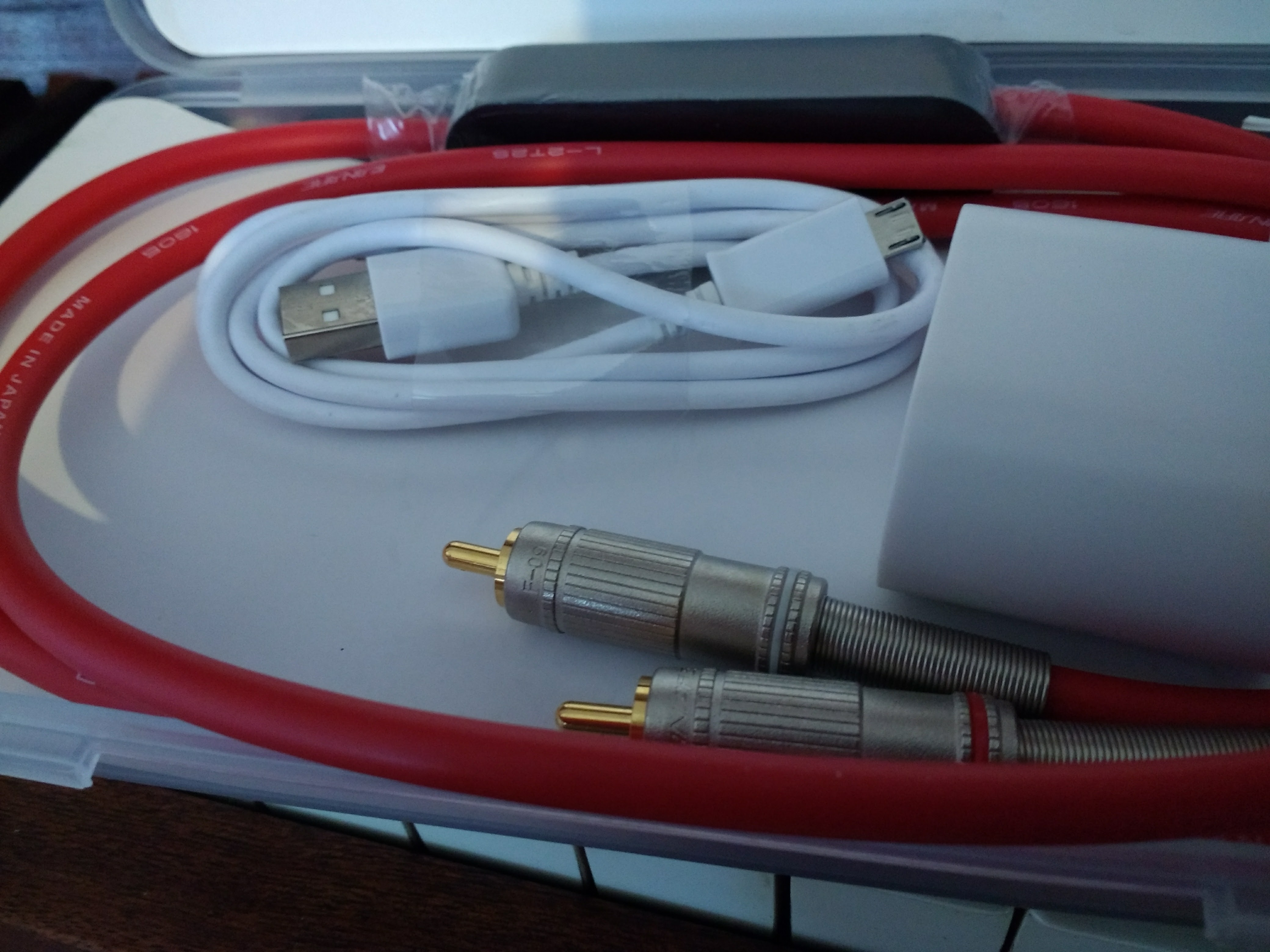 Burson Audio Cable+ Pro   Reviews   Page 2   Headphone Reviews and ...