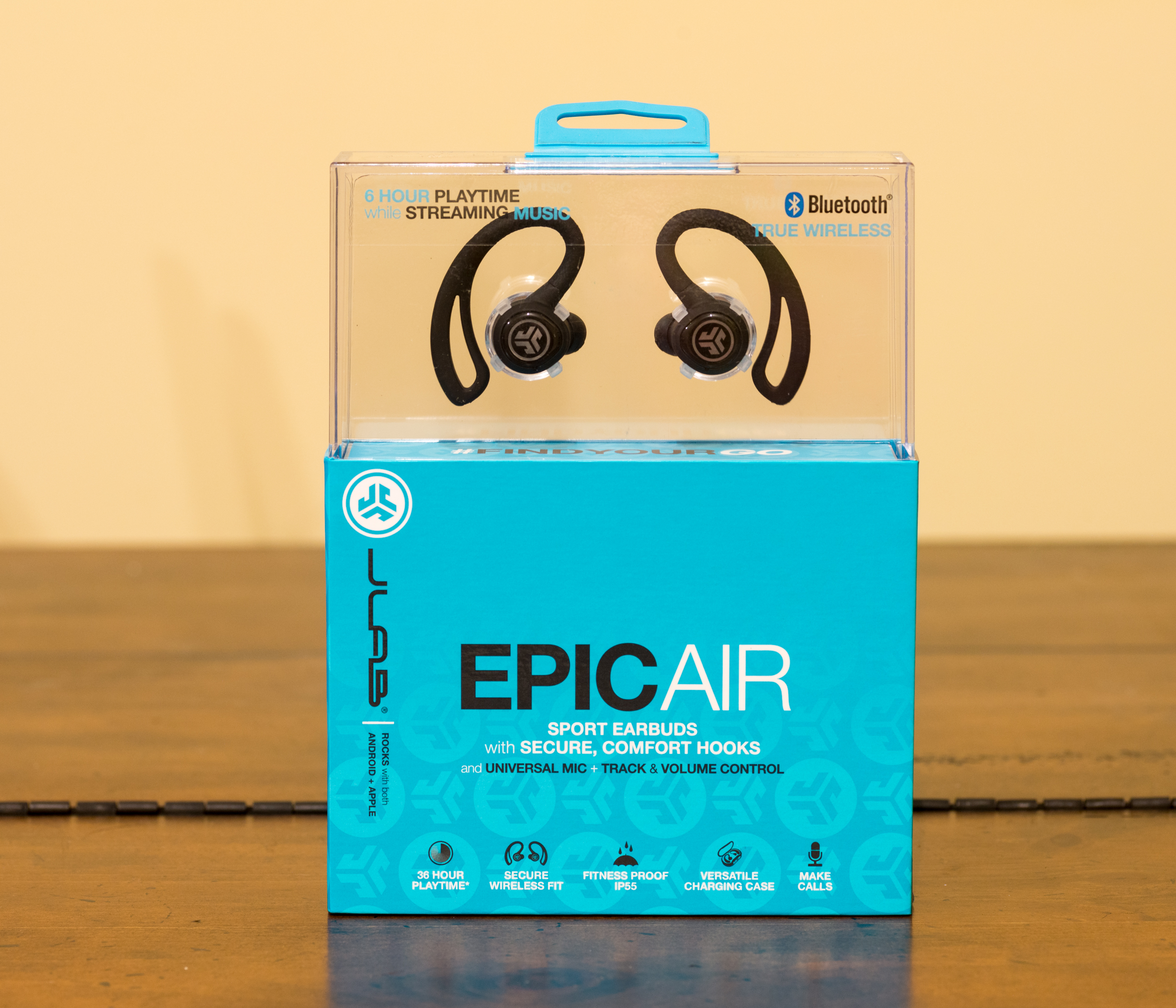 e3936a73ecb JLab Epic Sport Wireless review: Decent sound, disappointing build ...