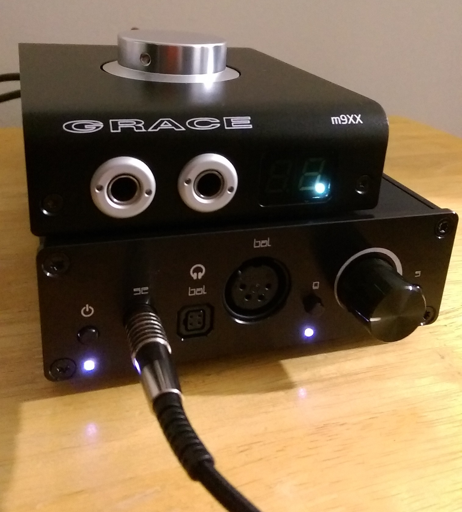 Show us your Head-Fi station at it's current state  No old