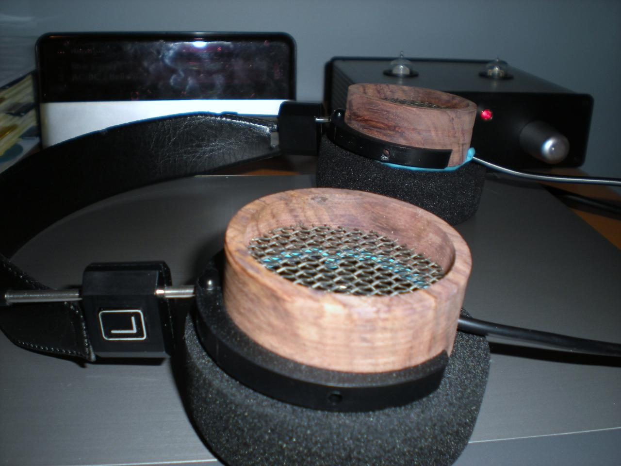 East Indian Rosewood cups for the SR60i.